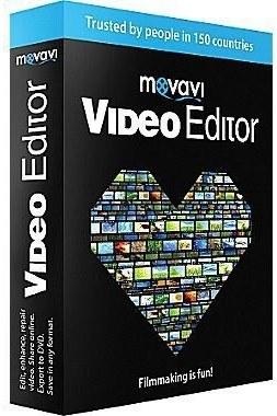 Movavi Video Editor 12 + Serial
