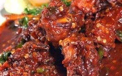 Resep Rica-rica Daging Sapi Pedas Dan Mantap