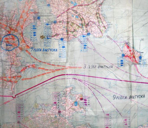 Karta Skane Och Danmark.Cornucopia Sovjetunionen Planerade Aldrig For Annat An