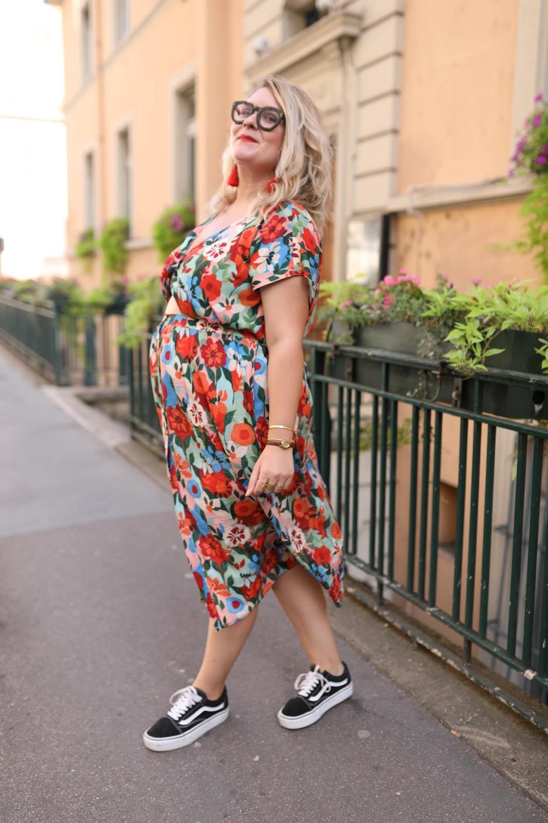 Blog plus size, curvy, curves, dodue stylée, +Size, humeur, caprice, revues,  bodypositive, bodyactivist, lyon, ootd, outfit,