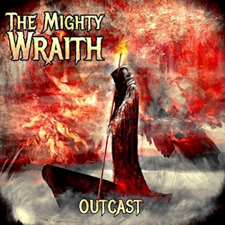 "Το ep των The Mighty Wraith ""Outcast"""