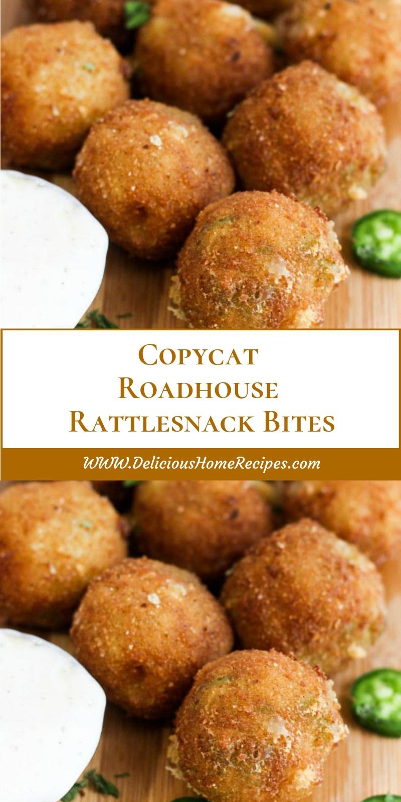 Copycat Roadhouse Rattlesnack Bites