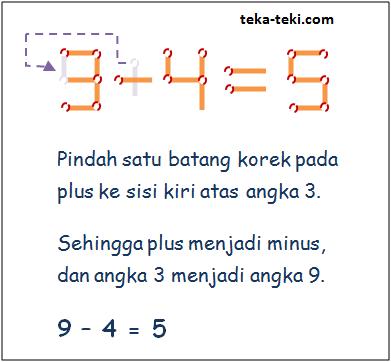 Viral Gambar Teka Teki Matematika Dan Jawabannya