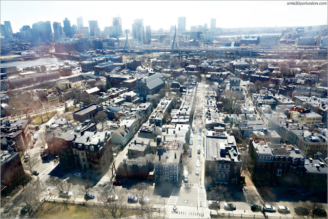 Vistas desde Bunker Hill, Charlestown