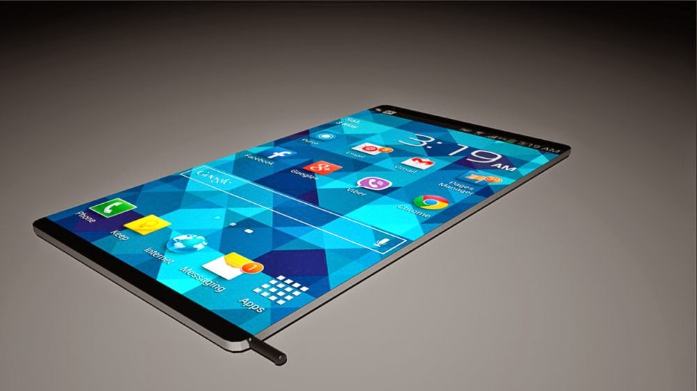 Samsung Galaxy Note 4 Set For Launch This September