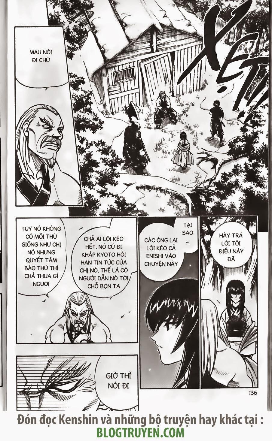 Rurouni Kenshin chap 175 trang 5