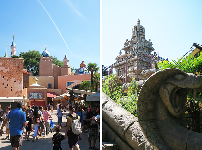 Disneyland Paris Day Trip Summer 2016 | Colours and Carousels - Scottish Lifestyle, Beauty and Fashion blog