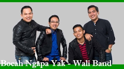 Bocah Ngapa Yak - Wali Band