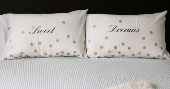 Pure And Noble: Reduce, Reuse, Recycle: Pillowcases