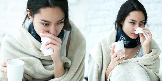10 Cara Menyembuhkan Pilek dan Hidung Tersumbat Dalam Sehari Semalam