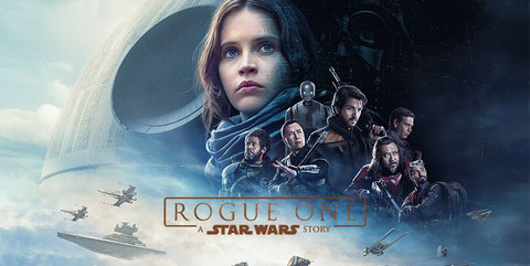 Łotr jeden. Czy warto iść do kina na Star Wars: Rogue 1?