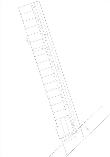 site plan rumah minimalis