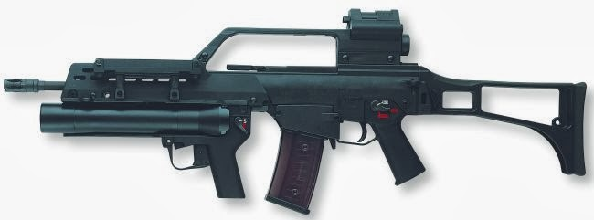 Foro De Cultura De Defensa Nuestro Rifle De Asalto G 36