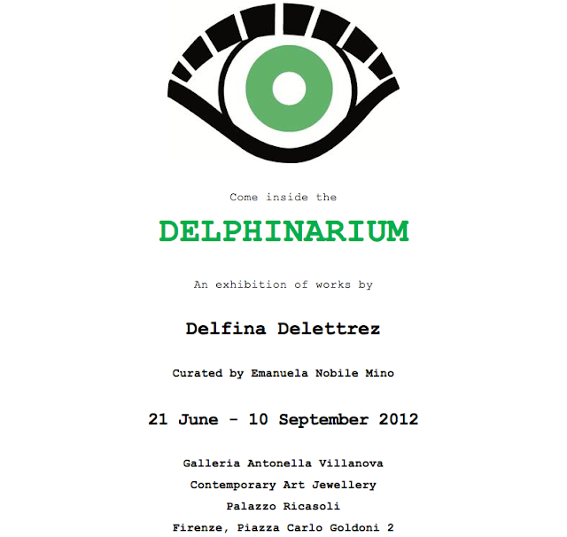 Delphinarium - An exhibition of works by Delfina Delettrez