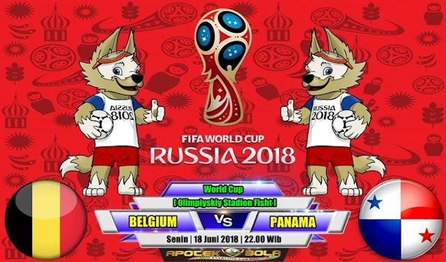 Prediksi Belgium vs Panama 18 Juni 2018