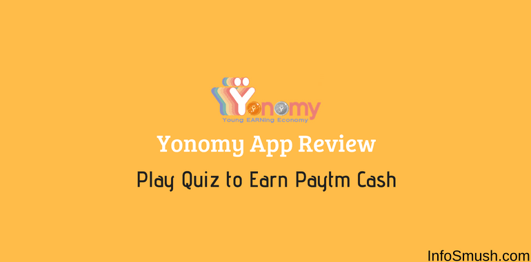Yonomy App Referral Code: HK9985| Review - INFOSMUSH