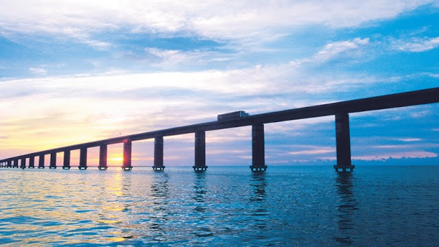 terceira maior ponte do mundo