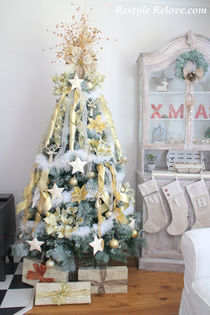 Restyle Relove 2016 Christmas Home Tour