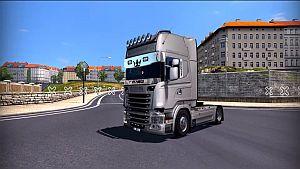 Truck - Scania Mega Faca Series