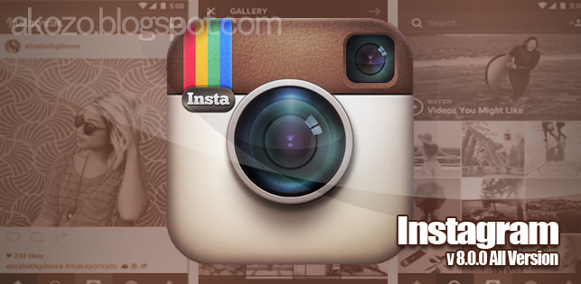 Download Instagram 8.0.0 (27630442) APK Versi Terbaru 2016