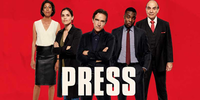 Press, Peridismo, Mike Bartlett, Filmin, BBC