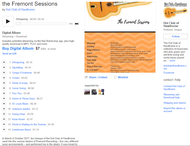 click to visit the album page on Bandcamp