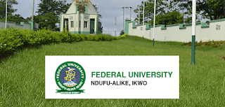 FUNAI Post Utme Past Question and Answer