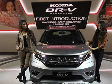 Promo Honda BRV Bandung