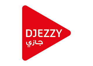 Djezzy play Logo Vector
