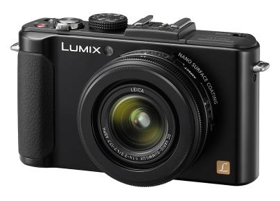Fotografia della Panasonic LX7