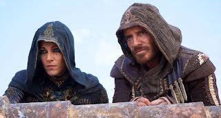 Fotograma de la película de Assassin's Creed