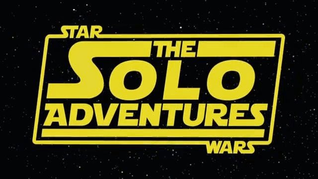 Star Wars Fan Film, The Solo Adventures.