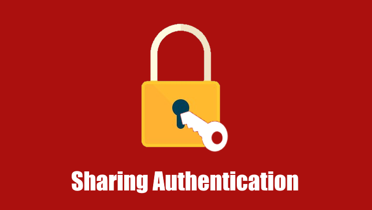 sharing authentication between multiple applications in ASP.NET