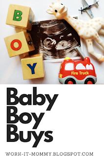 Baby Boy Buys // Baby #3