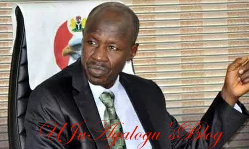 Corruption suspects whipping up religious sentiments – Magu