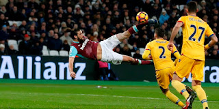 West Ham vs Crystal Palace Live Streaming online Today 30.1.2018 England Premier League