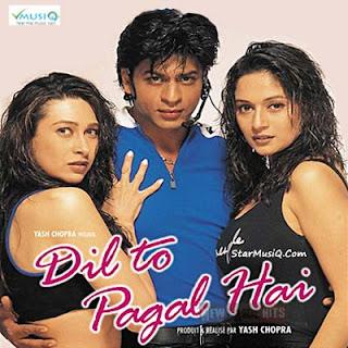 Download Lengkap Lagu India Ost Dil To Pagal Hai Mp3