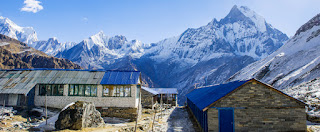 Annapurna Base Camp Trek Nepal is best trekking trail in the world and use by millions of people every year.