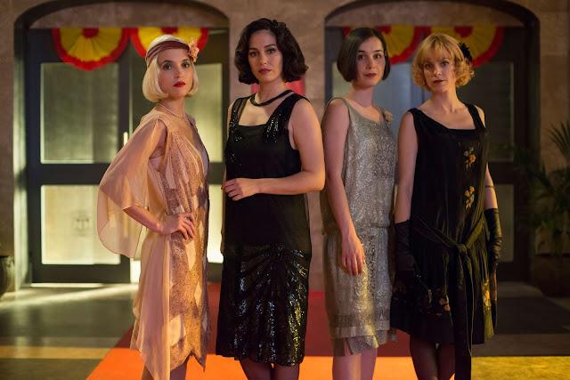 Las Chicas del Cable Bambú Netflix