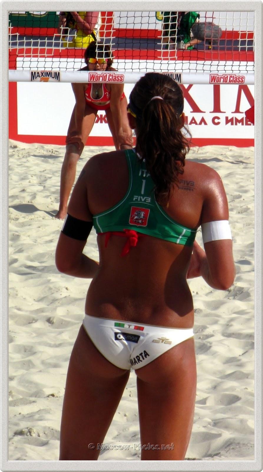 Hot Tanned Marta Menegatti
