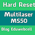 Hard Reset Multilaser MS50