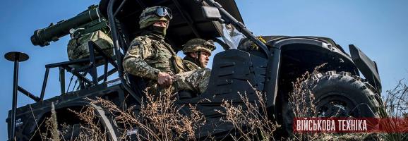 93-я бригада отримала всюдиходи UTV для ПТРК
