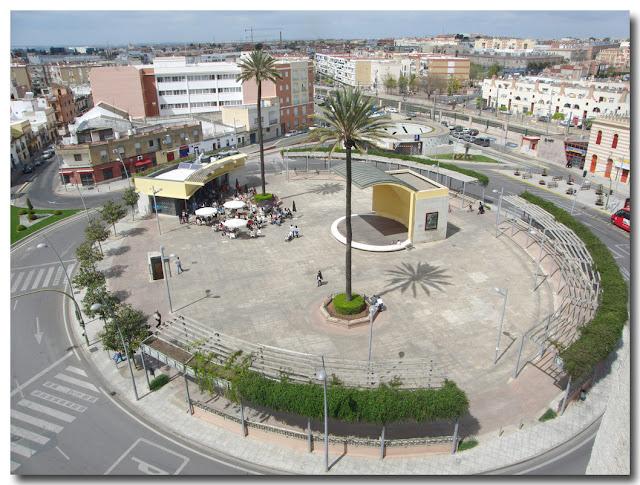 El Arenal tras su remodelación en 2003