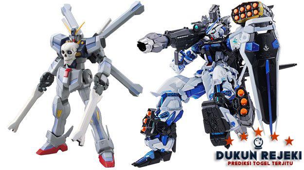 Harga Mainan Robot-Robot Gundam Paling Mahal