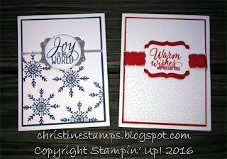 Tin of Tags Stampin' Up!