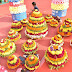 A Walk through Hyderabad in Telangana during Bathukamma
