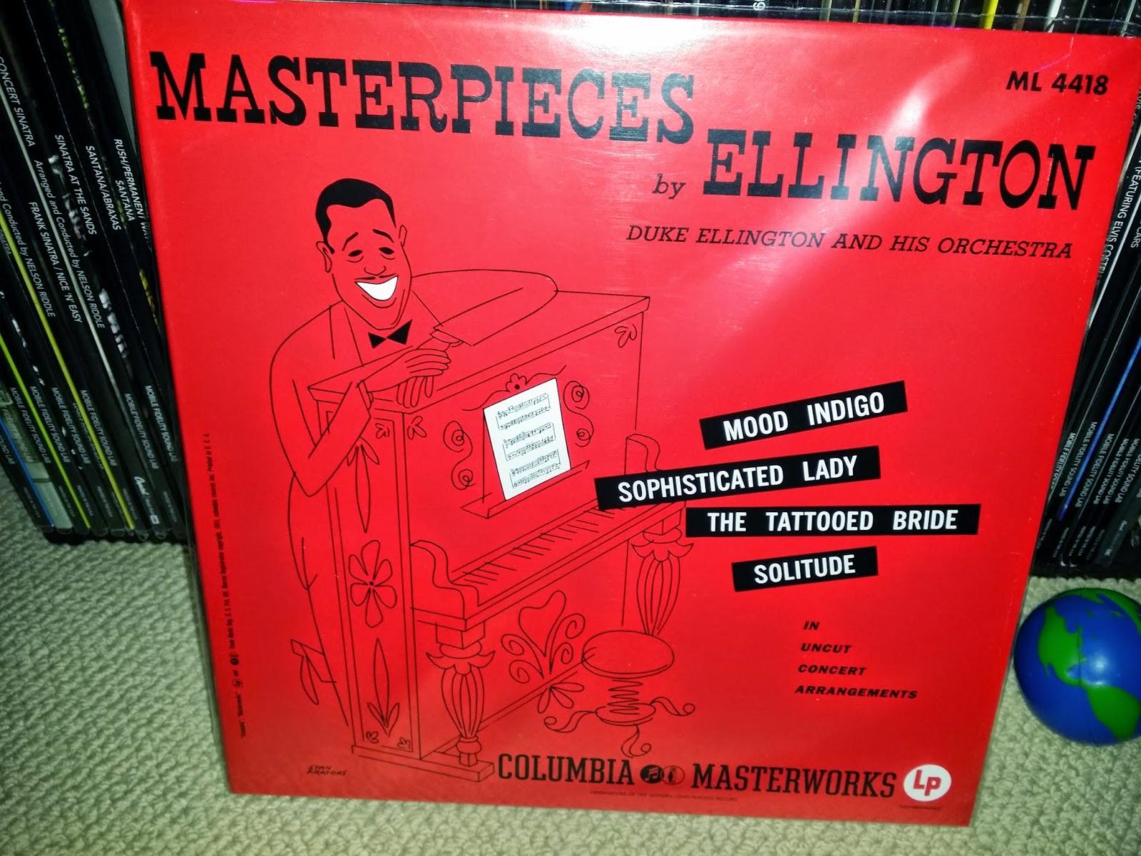 Masterpieces By Ellington - Duke Ellington on Analogue Productions