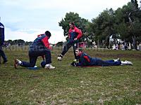 Hajduk trening Supetar otok Brač slike
