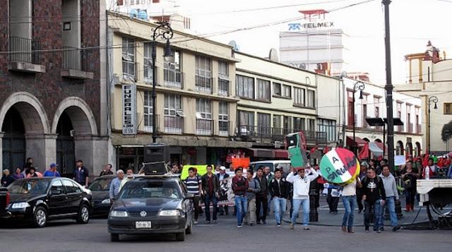 Protesta contra gasolinazo y la escalada de precios en ...