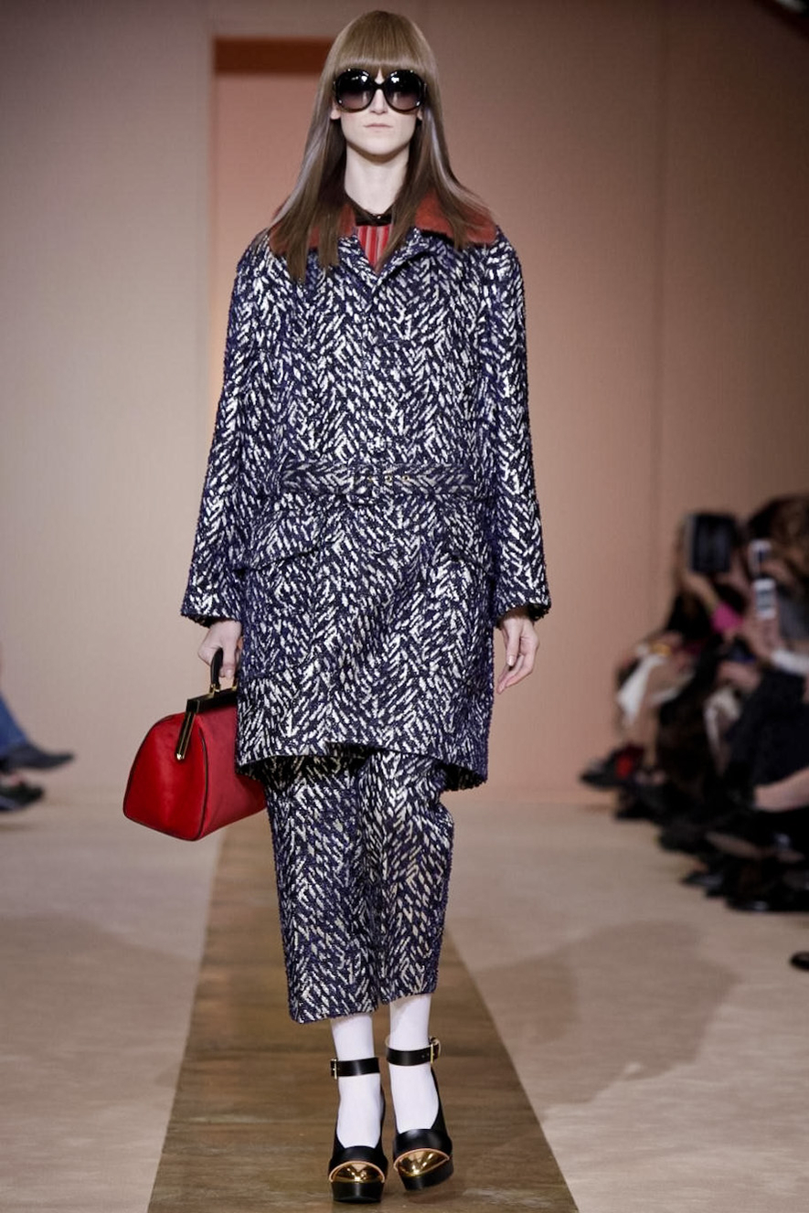 Runway: MARNI Milan Fashion Week Fall/Winter 2012-2013 ...